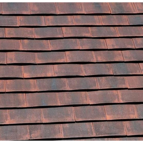 Marley Acme Double Camber Plain Roof Tile - Antique