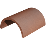 Marley Clay Half Round Ridge - 305mm