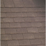 Marley Concrete Plain Roof Tile - Antique Brown