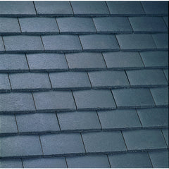 Marley Concrete Plain Roof Tile - Smooth Grey
