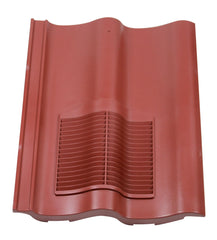 Redland Grovebury Tile Vent - Red