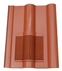Marley Double Roman Tile Vent - Mosborough Red
