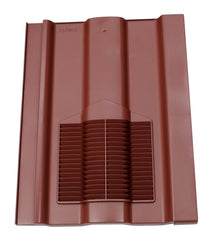 Klober Profile-Line® Limarech Tile Vent - Antique Red