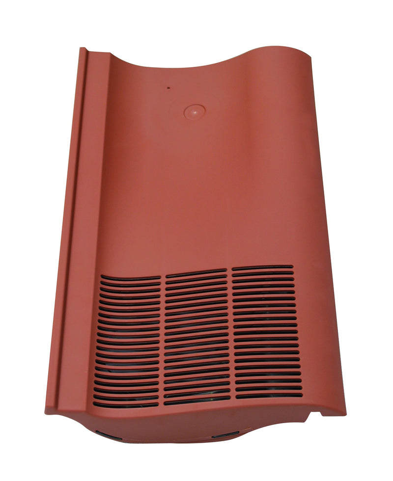 Klober Profile-Line® Single Pantile Vent - Antique Red