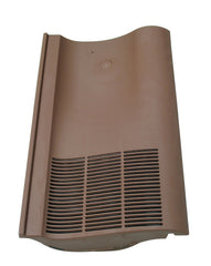 Klober Profile-Line® Single Pantile Vent - Brown