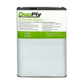 DuoPly™ PU Decking Adhesive - 5 Litres