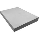 Castle Composites Single Weathered Coping Stones 600 x 450mm - Light Grey