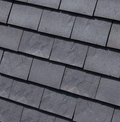 Dreadnought Clay Plain Roof Tiles - Rustic Staffordshire Blue