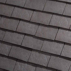 Dreadnought Clay Plain Roof Tiles - Classic Handmade Staffordshire Blue