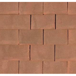 Tudor Traditional Handmade Clay Plain Roof Tile Sussex
