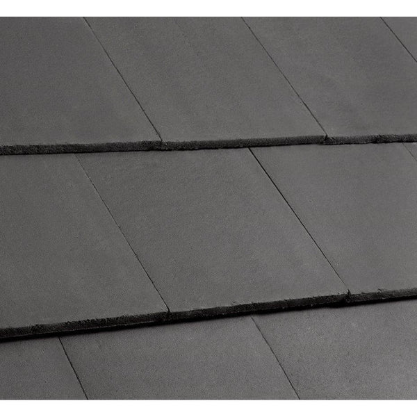Sandtoft Tle Thin Leading Edge Roof Tile Dark Grey