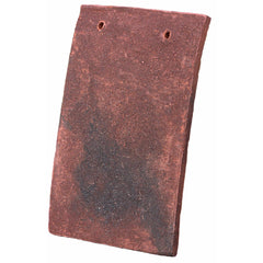 Tudor Traditional Handmade Clay Plain Roof Tile - Jubilee