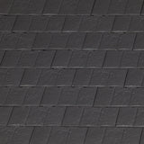VISUM 3 Clay Interlocking Low Pitch Plain Tile 22° - Slate