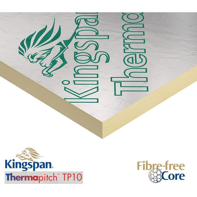 Kingspan ThermaPitch TP10 Insulation Board - 130mm ...
