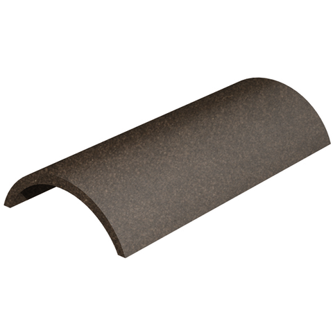 Marley Concrete Third Round Hip Tile Roofing Outlet