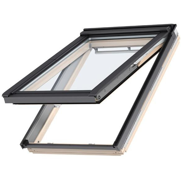 VELUX GPL FK08 3070 Pine Top-Hung Window (66 x 140 cm)