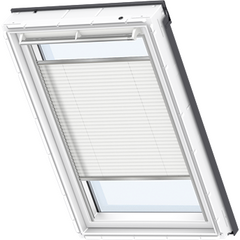 VELUX FSL SOLAR Powered Pleated Blind