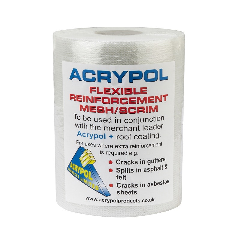 Acrypol Reinforcement Scrim - 150mm x 20mtr