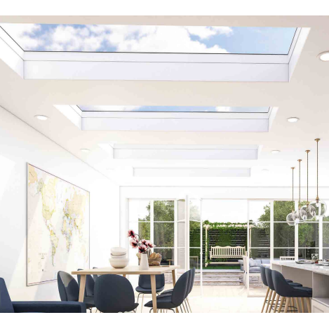Whitesales Em-Glaze Remote Control for Electric Opening Rooflights