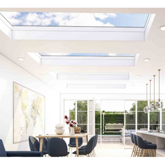 Whitesales Em-Glaze Control Panel for Electric Opening Rooflights
