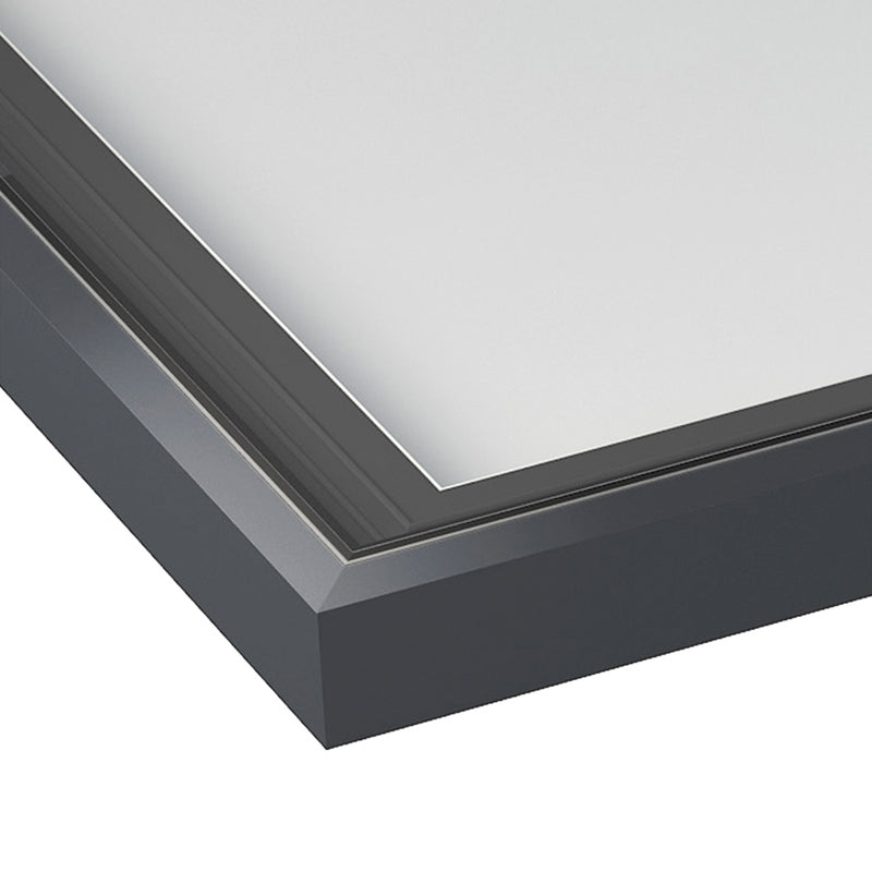 Atlas Fixed Flat Glass Rooflight - 1000mm x 2000mm