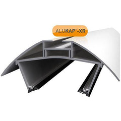 ALUKAP®-XR Aluminium Ridge Bar - 183mm