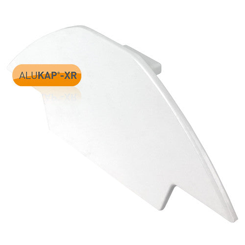 ALUKAP®-XR Aluminium Ridge Bar End Cap