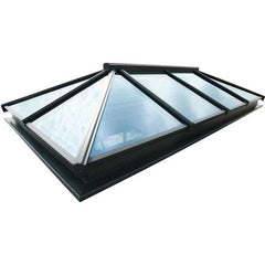 Atlas Traditional Aluminium Roof Lantern - Active Blue Glazing