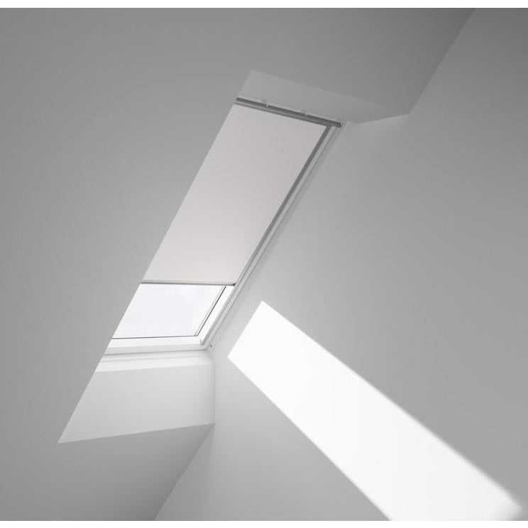 VELUX DKL PK08 1025 Blackout Blind - White