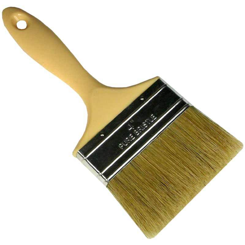 "GRP Resin Brush - 100mm (4"")"