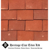 Heritage Clay Plain Roof Tile - Classic Georgian Blend