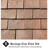 Heritage Clay Plain Roof Tile - Classic Victorian Blend
