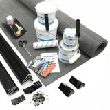 ClassicBond® EPDM Garage Rubber Roof Kit - (CUT TO SIZE)