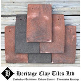 Heritage Clay Plain Roof Tile - Clayhall Range