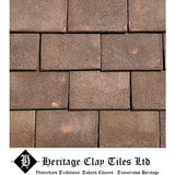 Heritage Clay Plain Roof Tile - Clayhall Dark Blend