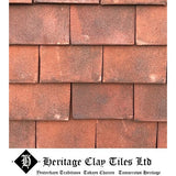 Heritage Clay Plain Roof Tile - Clayhall Medium Blend