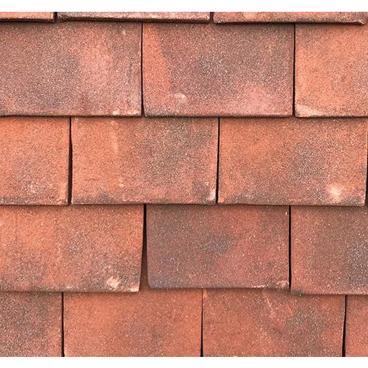 Heritage Clay Plain Roof Tile Clayhall Medium Blend Roofing Outlet
