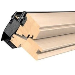 VELUX GPL FK08 3060 Noise Reduction Pine Top-Hung Window (66 x 140 cm)