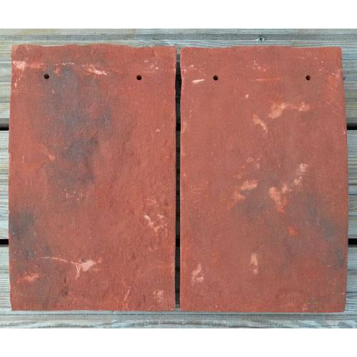 Heritage Clay Plain Roof Tile - Conservation Weathered ...