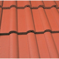 Marley Double Roman Roof Tile - Mosborough Red