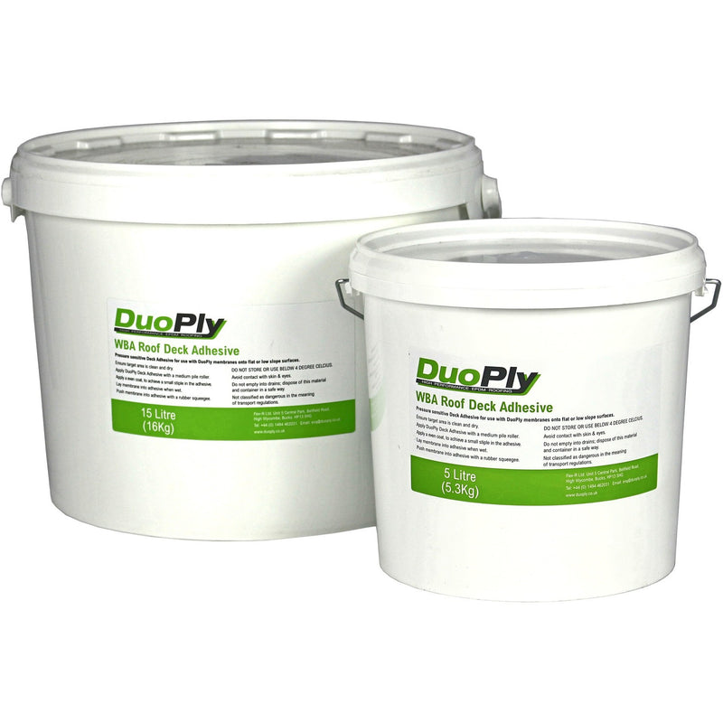 DuoPly™ Water Based Deck Adhesive