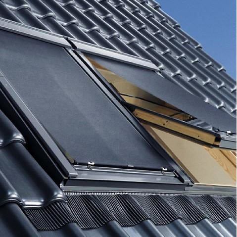 velux ssl solar roller shutters roofing outlet. Black Bedroom Furniture Sets. Home Design Ideas