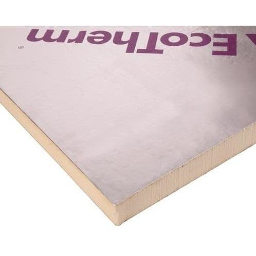 EcoTherm Eco-Versal PIR Insulation Board - 80mm
