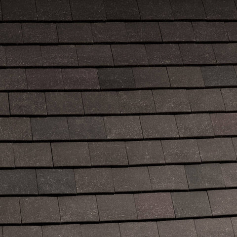 Marley Acme Single Camber Plain Tile - Grey Sandfaced