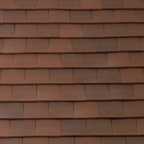 Marley Acme Single Camber Plain Roof Tile Heather