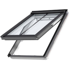 VELUX GPL MK08 SD5P2 White Painted Top-Hung Conservation Window (78 x 140 cm)