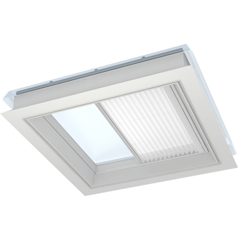 Velux Fmk Electric Light Dimming Energy Blinds Roofing