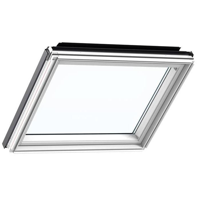VELUX GIL SK34 2068 Triple Glazed White Painted Fixed Element (114 x 92cm)