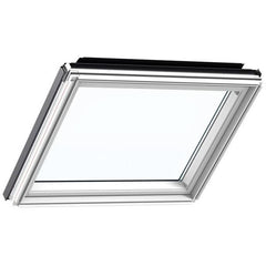 VELUX GIL MK34 2068 Triple Glazed White Painted Fixed Element (78 x 92cm)