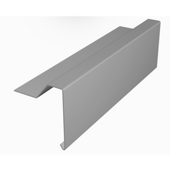 Universal GRP Raised Edge Trim - 3m